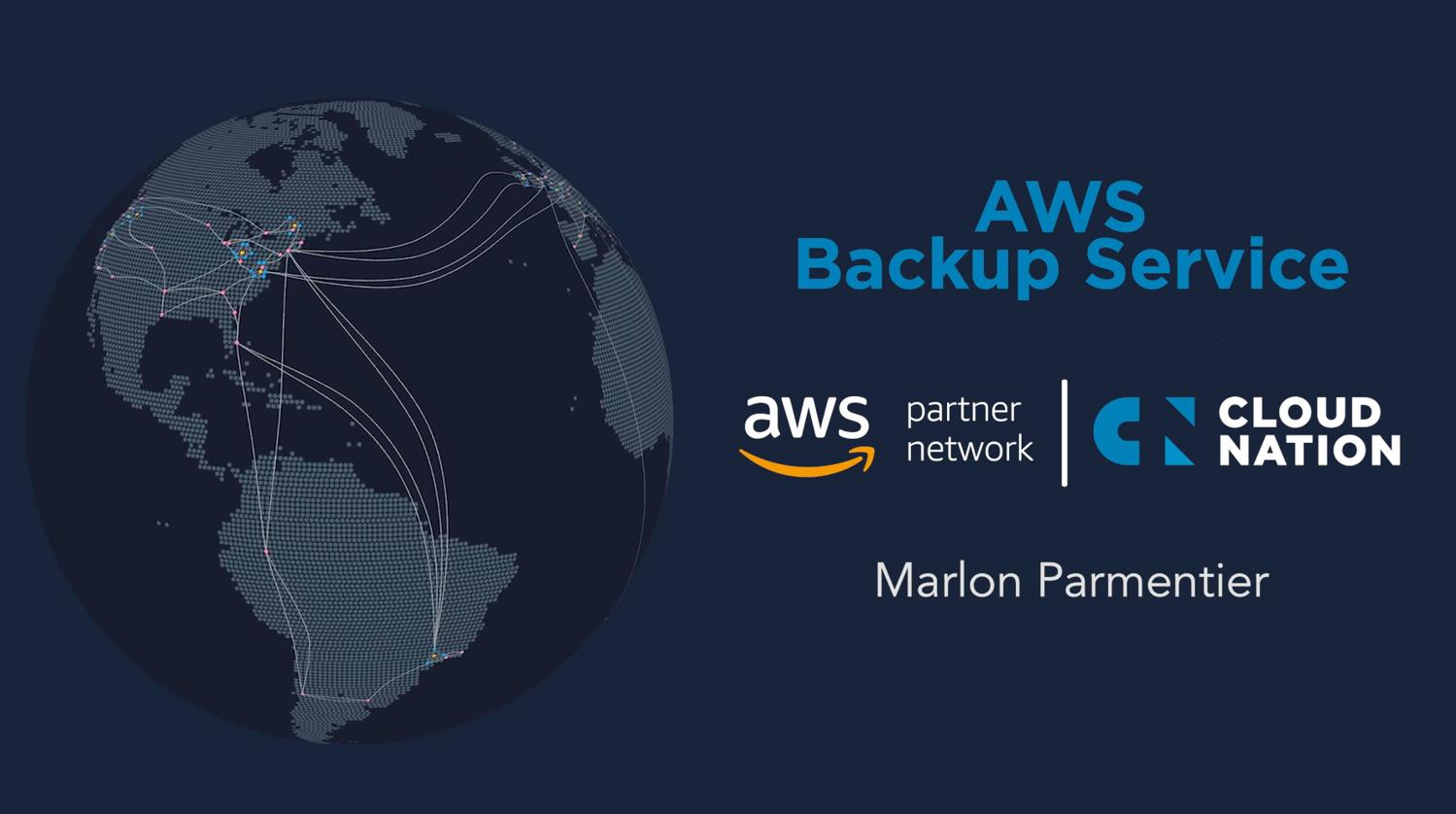 AWS Backup service