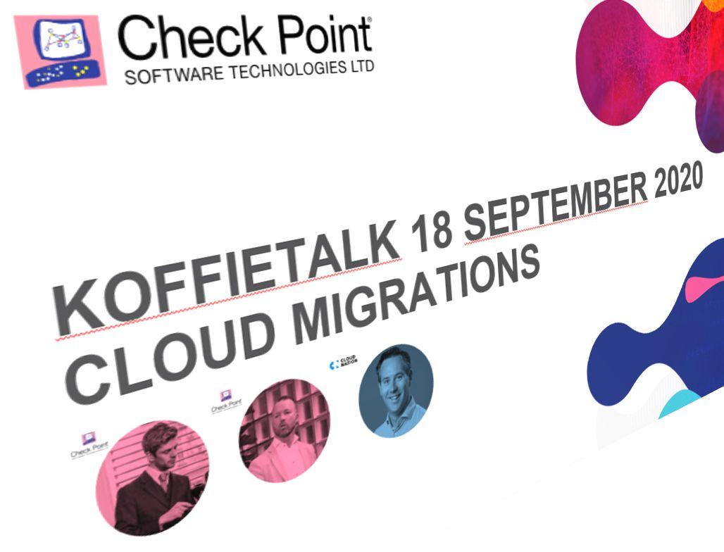 Coffee talk: Cloud Migrations